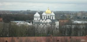 St Petersburg + Novgorod