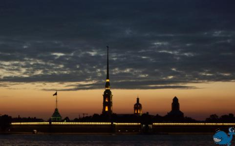 St Petersburg + Moscow